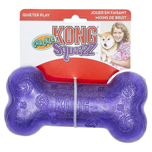 KONG Crackle Bone