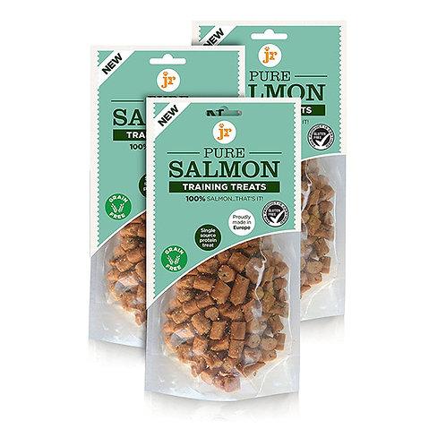 Pure Salmon Training Treats 85g