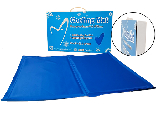 Gor Pets Self Cooling Gel Mat