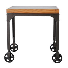 mesa lateral rebite