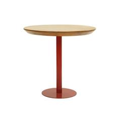 mesa de jantar pé central leve