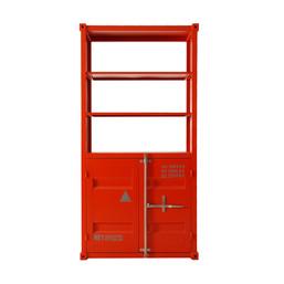 armario com prateleira container