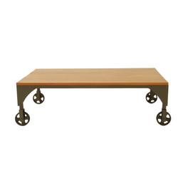 mesa de centro rebite