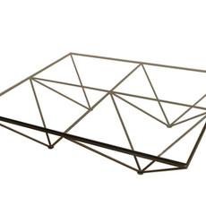 mesa de centro pirâmide amarra