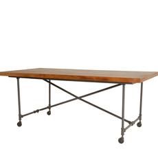 mesa de jantar hidraulica