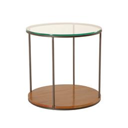 mesa lateral redonda coringa