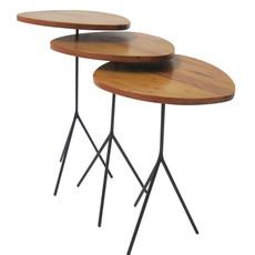 mesa lateral ninho leve