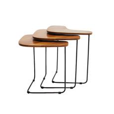 mesa lateral boomerang leve
