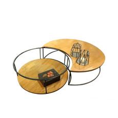 mesa de centro eclipse coring