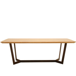 mesa de jantar flat