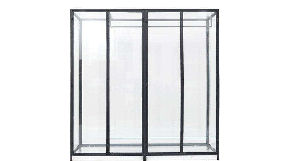 Armário - Vidro com LED