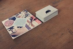 Flyer und Visitenkarten