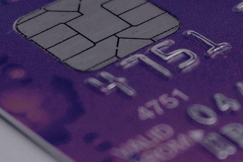 Physical Bank Account + Visa debit card + Online banking