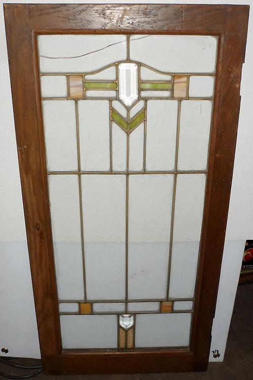 Pair of 1920s Art Deco Cabinet Doors
