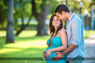 Glamour Yourself  With  A Maternity Photoshoot