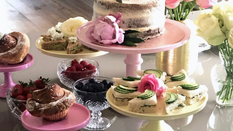 Melamine Cake Stand