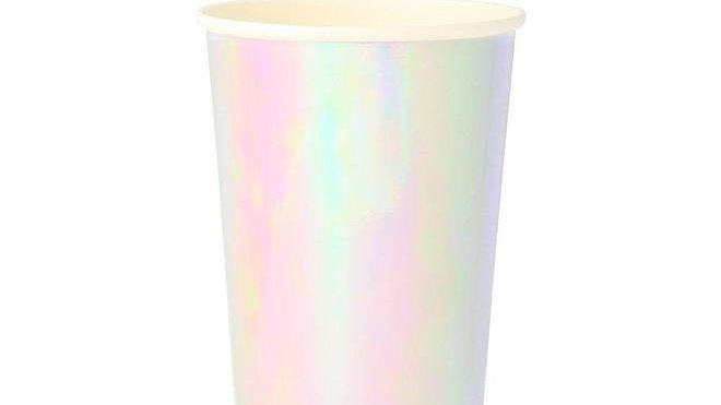 Iridescent Cups