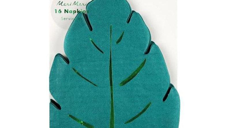 Palm Leaf Napkins