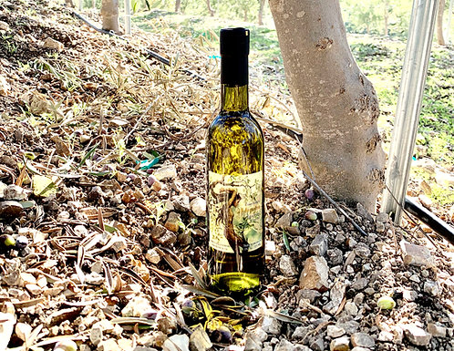 1 bottle of koroneiki olive oil