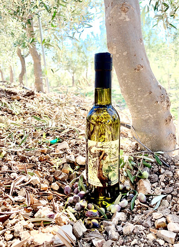 1 bottlle of arbequina olive oil