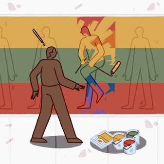 Homophobia in Lithuania