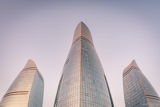 Baku Azerbaijan Photography