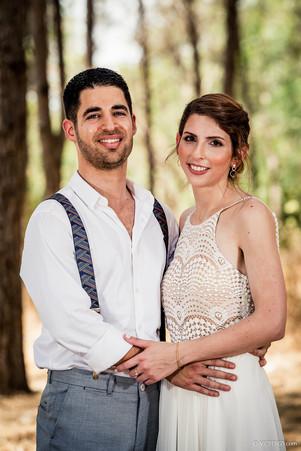 20190531 - Avia & Shaked Wedding -  For