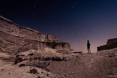 סדנת צילום נופים לאור ירח מלא בחווארי מצדה