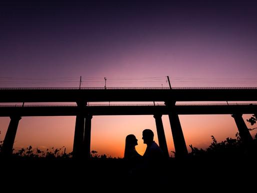 צילומי זוגיות / אירוסין - מדוע זה כדאי לפני החתונה