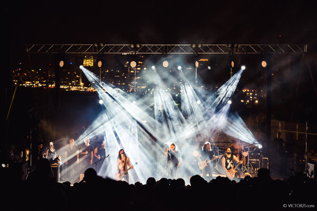 Orphaned Land In Jaffa