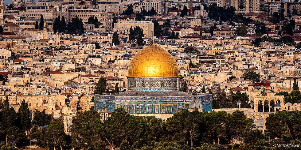 The View of Al-Aqsa, Jerusalem
