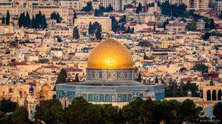 20201029 - Olive Mount Sunrise - Jerusal