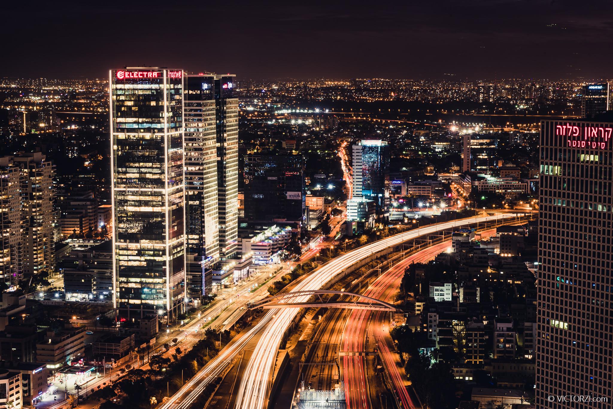 20191214 - Tel Aviv Sunset - 1714