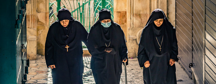 Culture Photography at the Old Town of Jerusalem