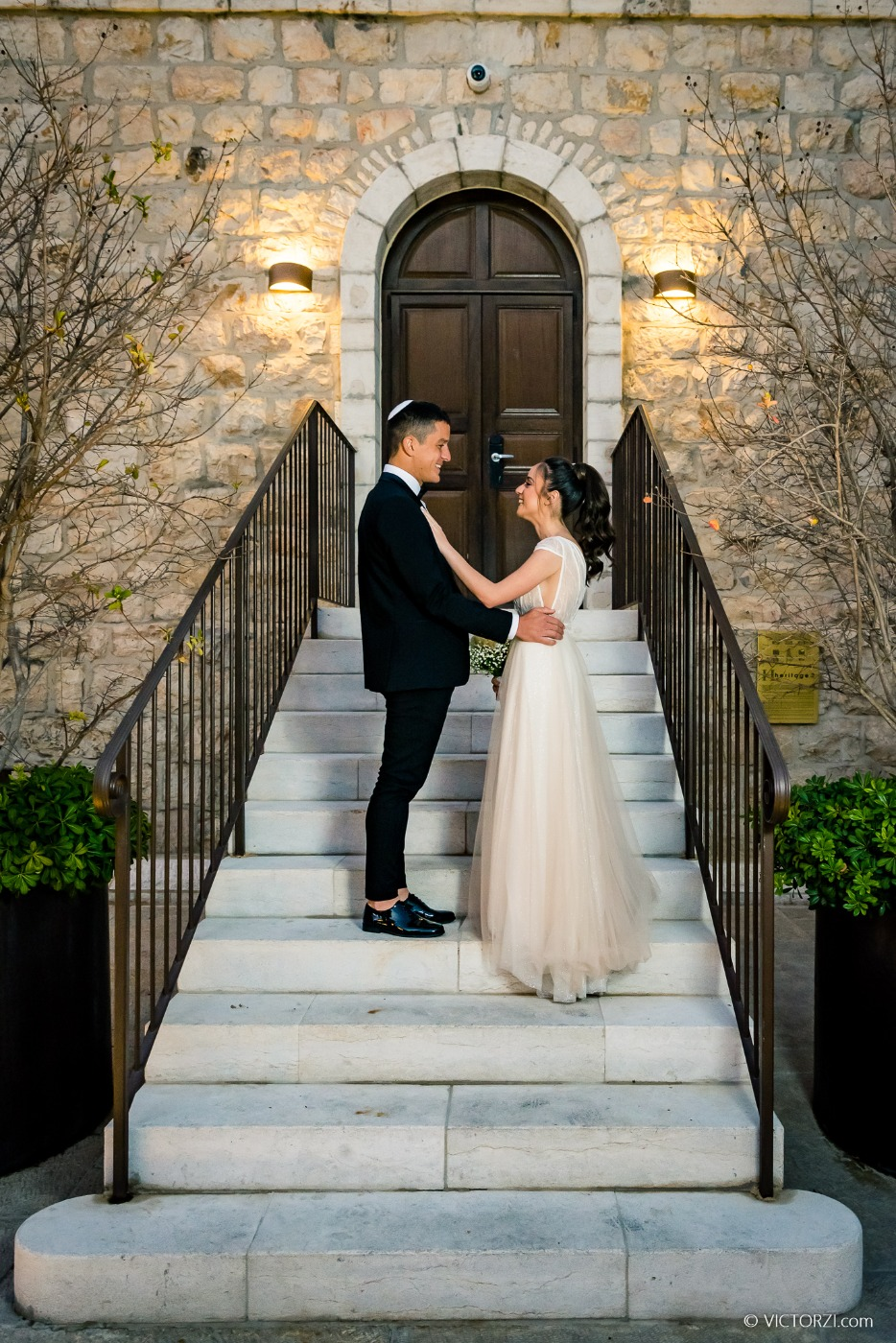 20181209 - Mor & Yoni - The Wedding - VZ