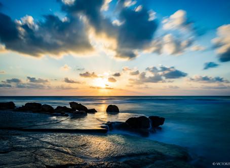 צילום נוף ימי, שקיעות וחופים - טיפים והמלצות שימושיות