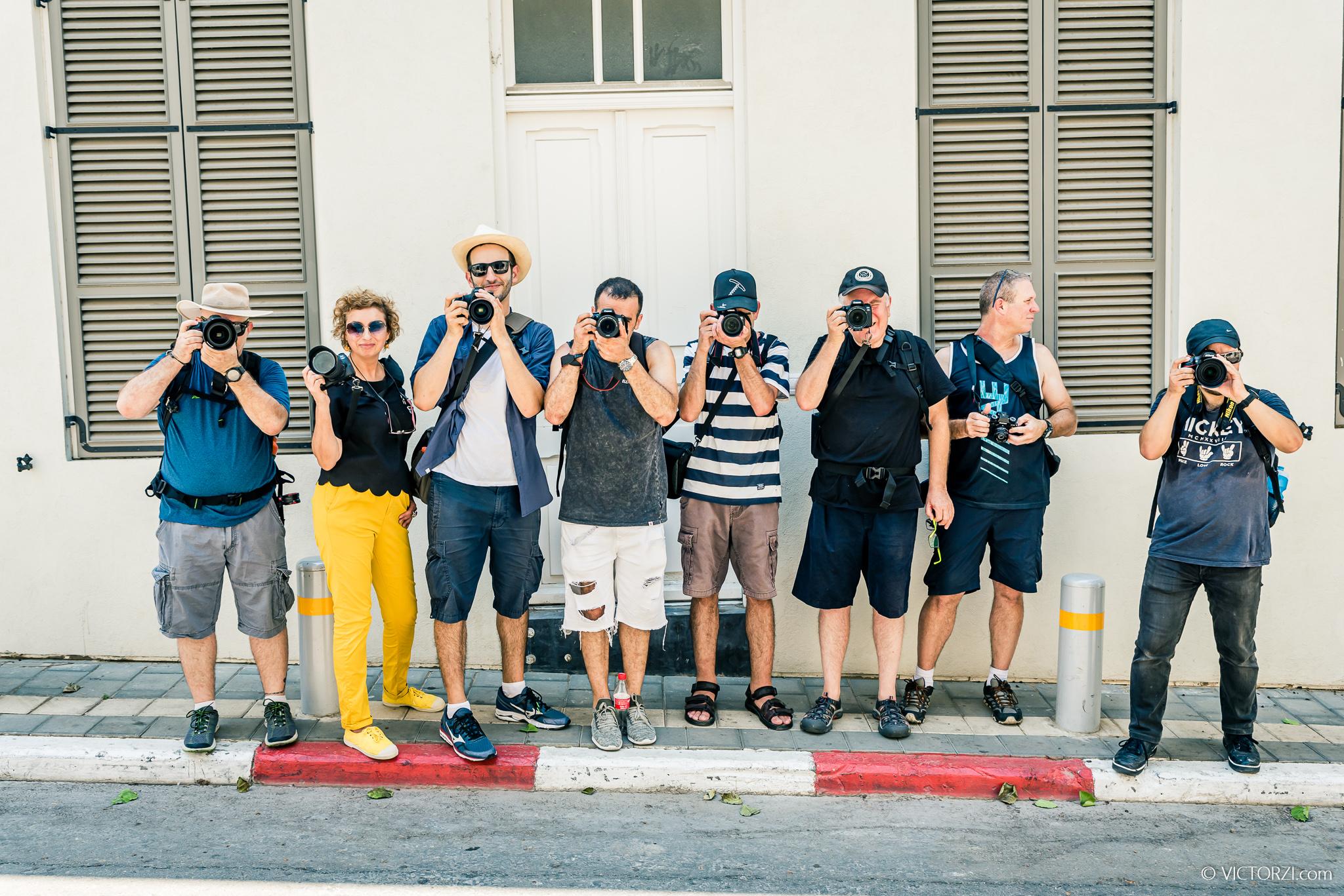 20190726 - Tel Aviv Street Photography w