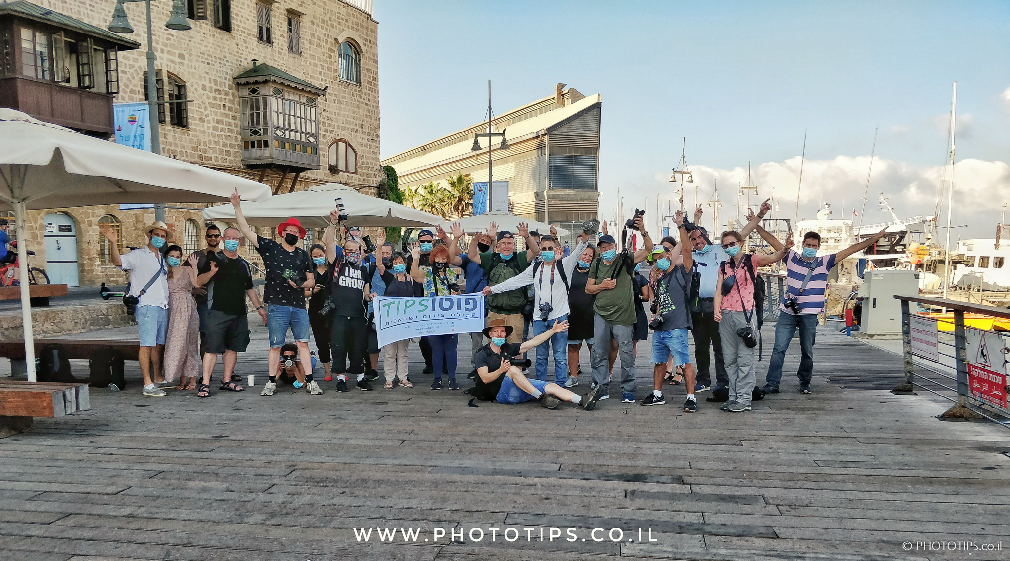 20200821 - PhotoTips Workshops w Flag -