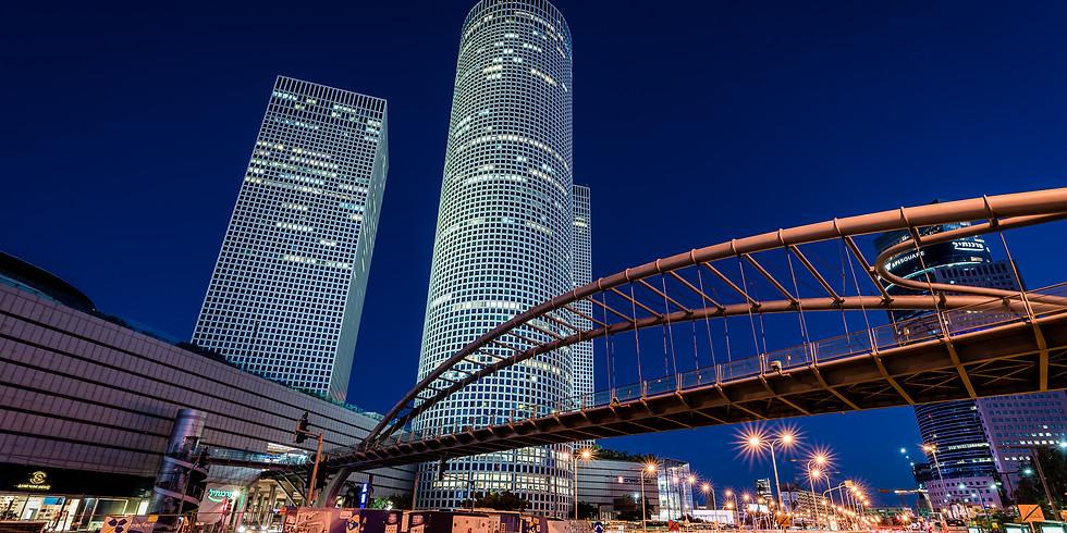 (SOLD OUT) סדנת צילום לילה ומריחות אור בתל אביב (בהנחיית ויקטור זיסלין)