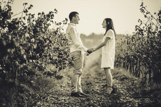 Mor & Yoni Engagement Session