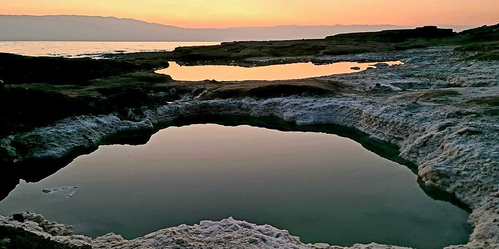 סיור צילום לים המלח וארץ הבולענים