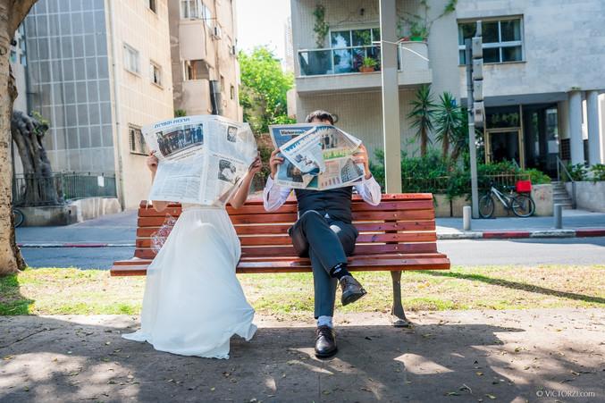 Anna & Nadav Wedding