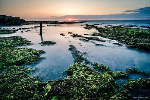 סדנת צילום שקיעות ונוף ימי בפלמחים