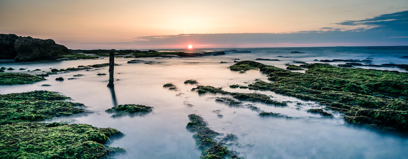 Landscape & Sunsets at Palmahim Beach