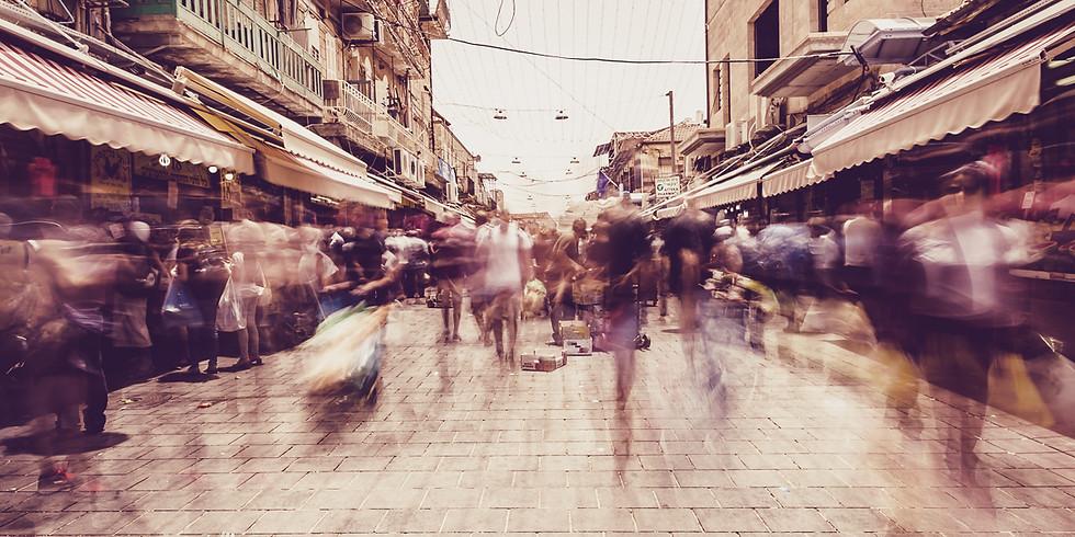 טיול צילום נופים ותרבויות בירושלים