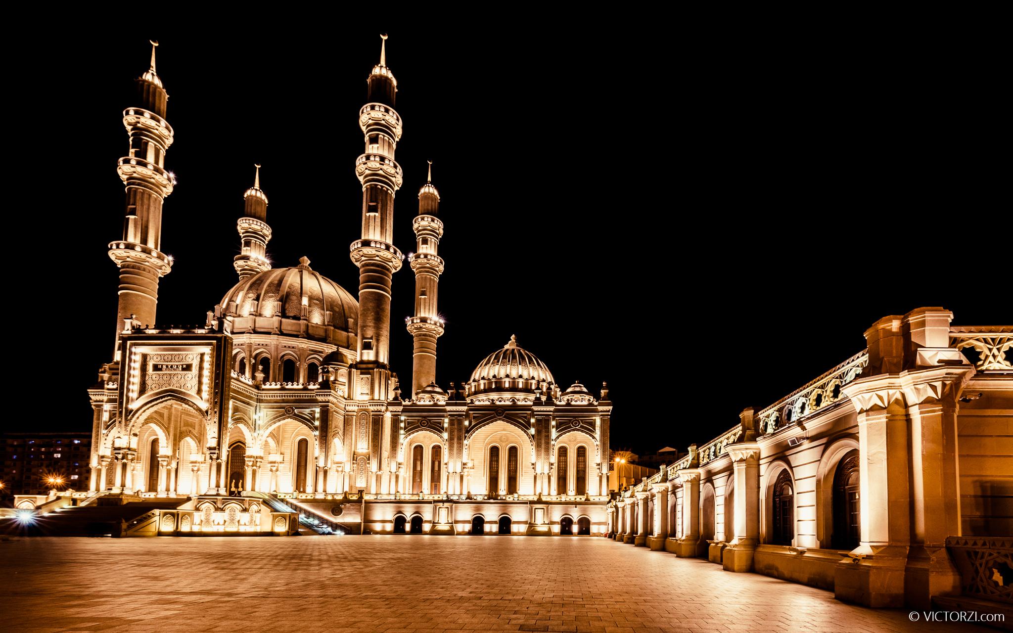 20191024 - Baku Photo Tour w Photo Tips