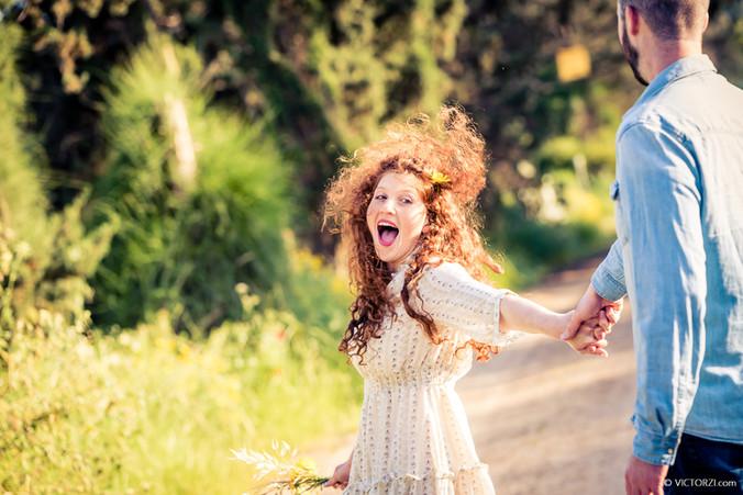 Adi & Yarin Engagement - Bitan Aharon