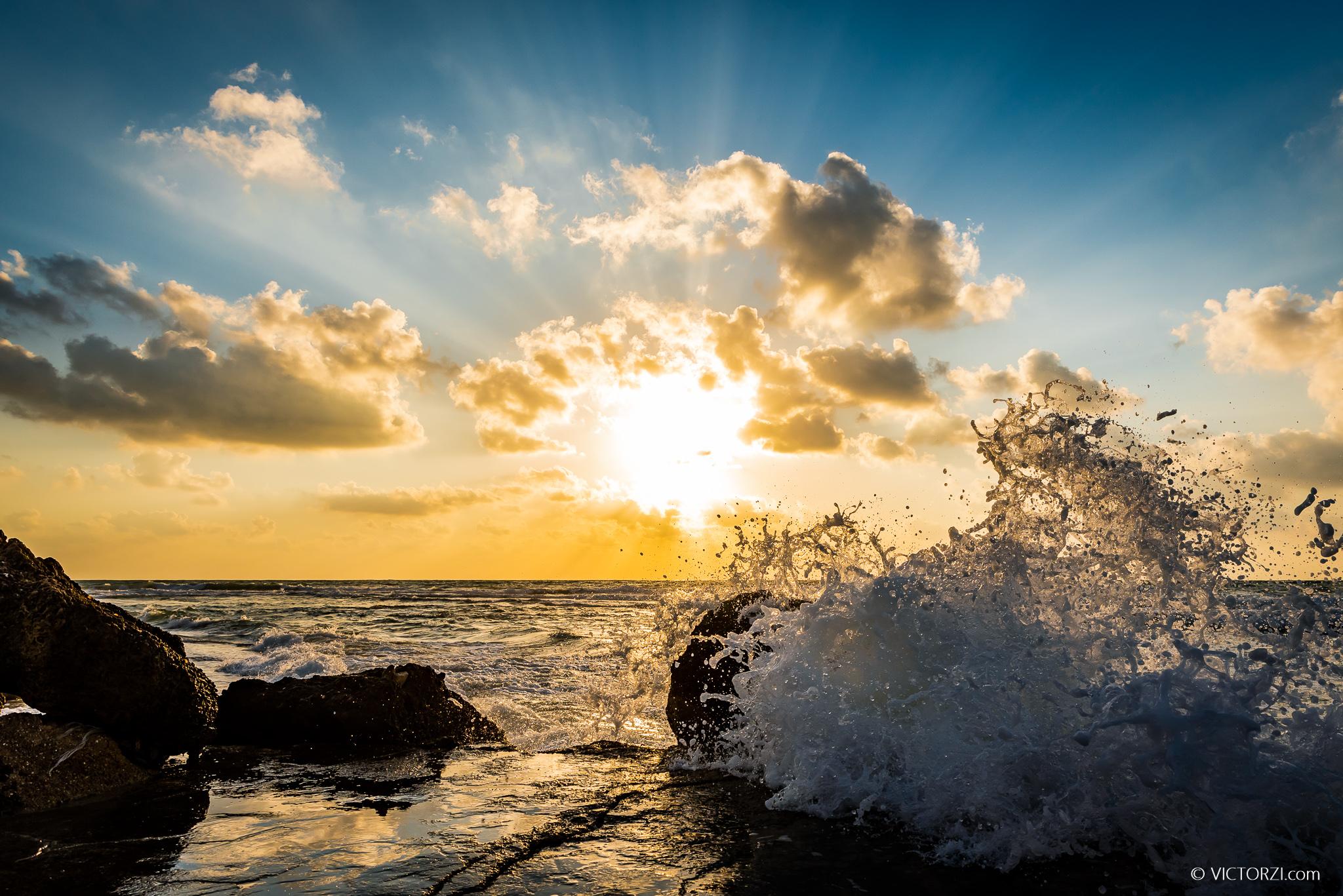 Palmahim Beach חוף פלמחים