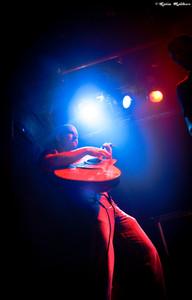הופעה חיה של להקת החוש השישי בתיאטרון תמונע תל אביב. צילום קטיה מאליקוב