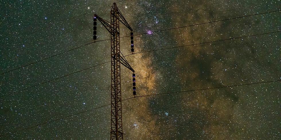 (מקום אחרון) סדנת צילום כוכבים במדבר (בהנחיית אילן שחם)